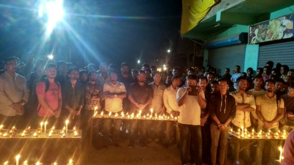 Concerned citizens pay homage to 5 killed in Assam
