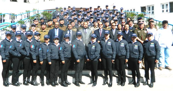 CM launches Tourist Police  to ensure safety and security