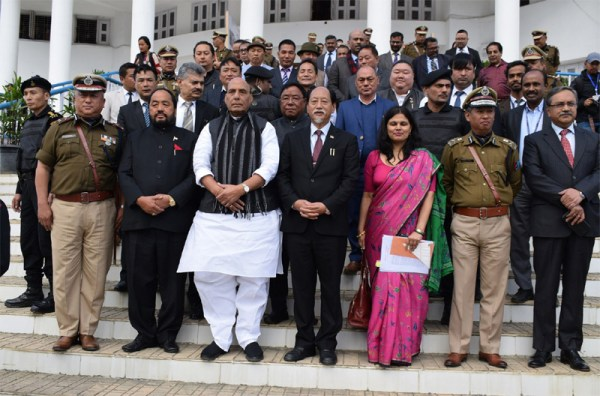HM launches ERSS-112 in Nagaland