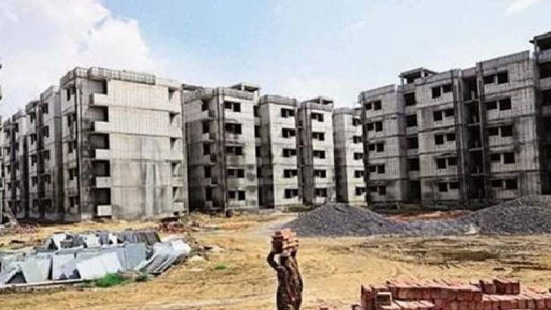 Govt plans to sanction one crore houses before 2020