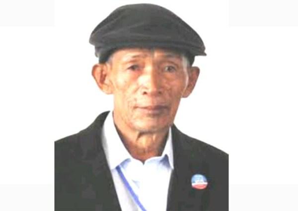 Veteran Naga nationalist Khole Konyak passes away
