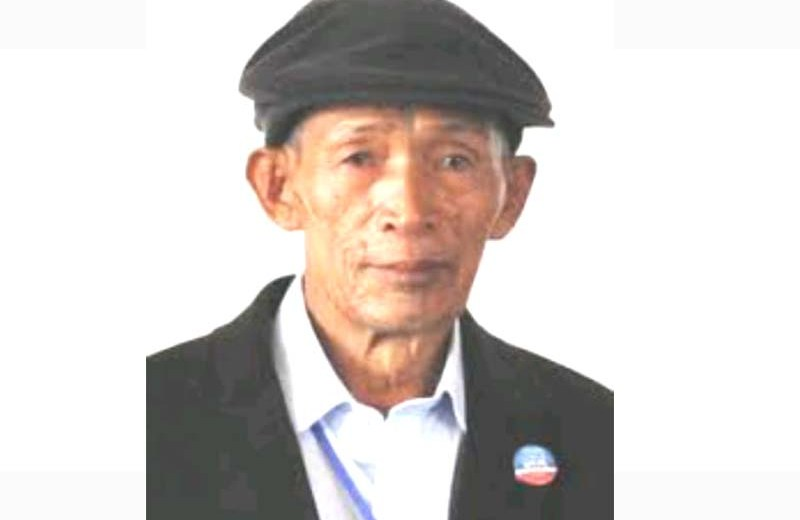 Veteran Naga nationalist Khole Konyak passes away