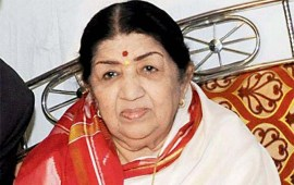 Lata Mangeshkar quashes rumours of being hospitalized