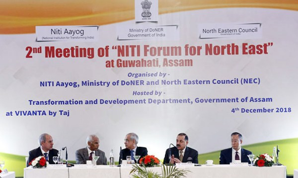 Centre to provide 100% funding  for Northeast projects