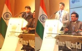 Nagaland delegates attend UN climate conference