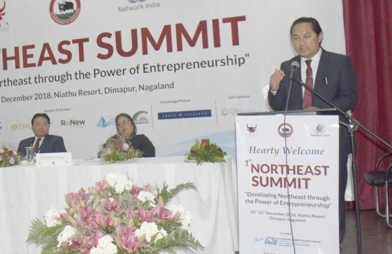 Entrepreneurs ought to be decisive & action-oriented: Imnatiba