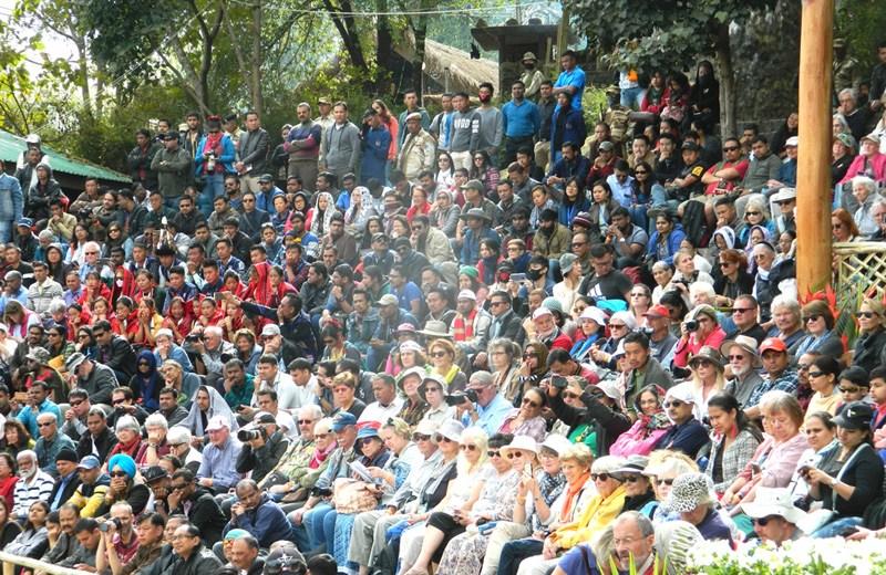 Over 60K visitors throng Kisama