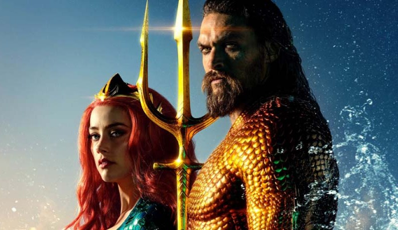 Aquaman is the highest grossing DC film ever, beating Dark Knight