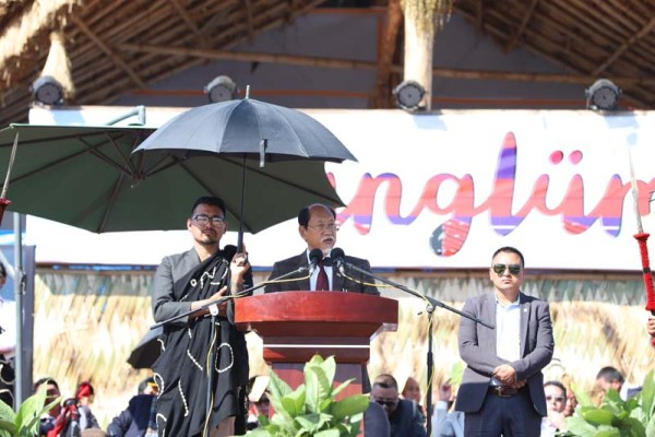 Nagaland has huge potential in tourism: CM