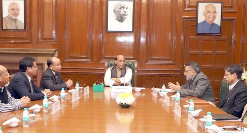 Scrap Citizenship Bill: Chief Ministers from NE to Rajnath Singh