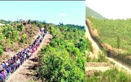 Indo-Myanmar border: Another brick in the wall