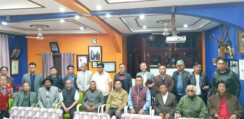 NSCN/GPRN(K) joins NNPGs WC in Indo-Naga talks