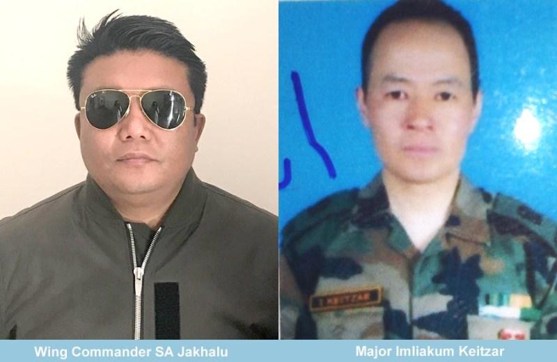 Naga IAF officer conferred Presidential Award