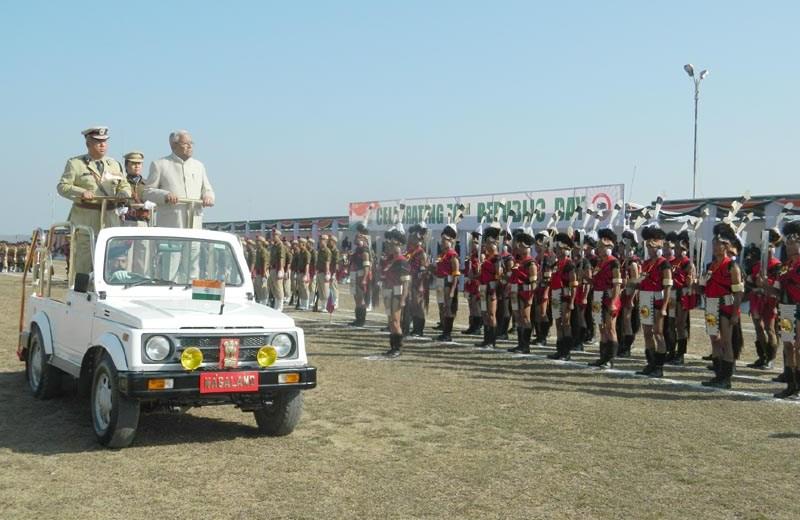 Governor addresses empty ground amid R-Day celebration boycott