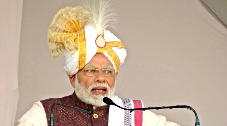 Modi vows to make NE development gateway of 'new India'