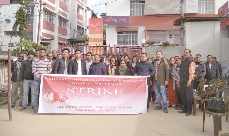 Postal strikes concludes peacefully