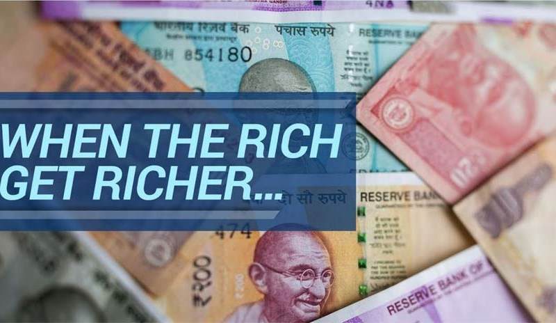 India's richest 1% get richer by 39% in 2018; just 3% rise for bottom-half: Oxfam
