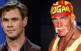 Chris Hemsworth to play Hulk Hogan in new Netflix film