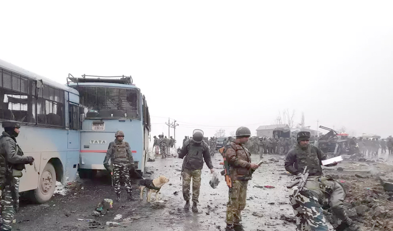 India disappointed over Pakistan seeking more evidence on JeM's involvement in Pulwama attack