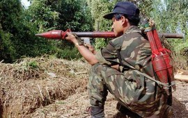 Naga rebel group warns of 'problems'  if Myanmar military keeps up pressure