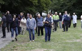 49 killed in New Zealand mosque shootings, gunman livestreamed attack