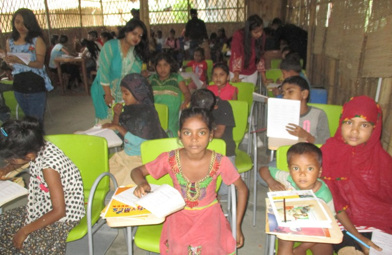Pratibha: Educating underprivileged children in Dimapur