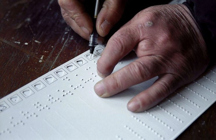 Blind voters to get Braille ballot papers: State CEO