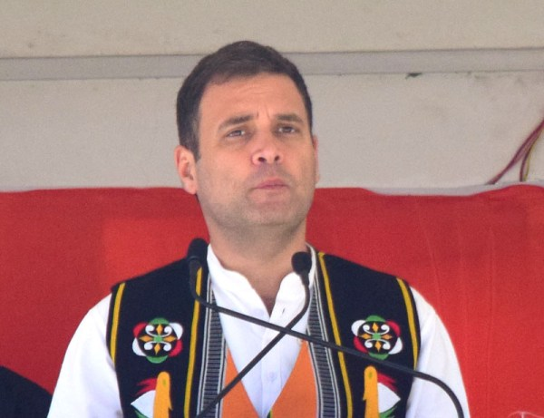 BJP moves EC to seek campaign ban on  Rahul for 'false' allegation against Modi