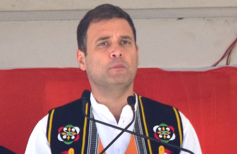 Cong will defend the history & tradition of NE people: Rahul Gandhi