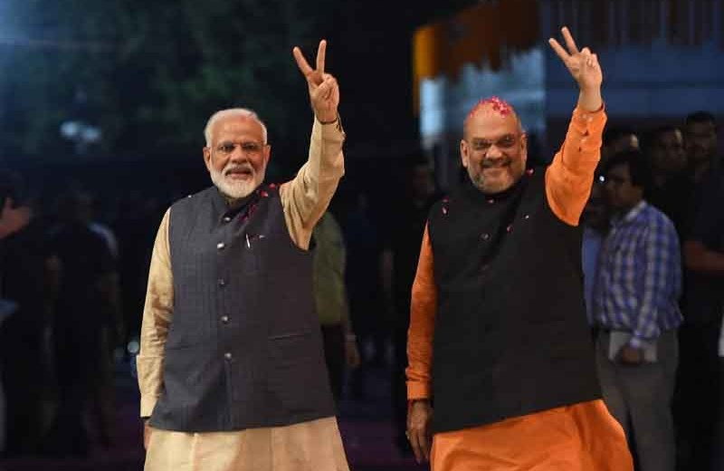 Riding nationalism wave, Modi returns to power with bigger mandate