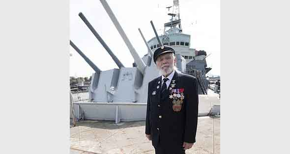 D-Day hero, 90, beats Ed Sheeran and Justin Bieber