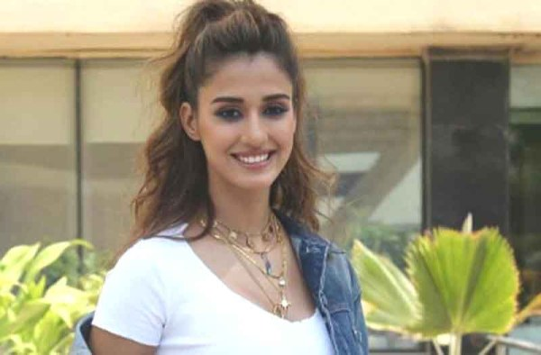 Disha Patani responds to dating rumours with Tiger Shroff