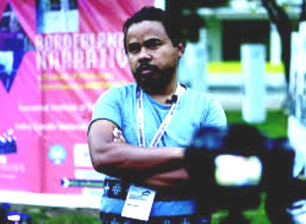 Meghalaya-based filmmaker Dominic Sangma selected for La Fabrique Cinéma, 2019 Cannes