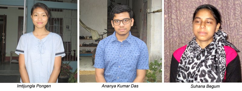Hard work pays, say HSSLC toppers