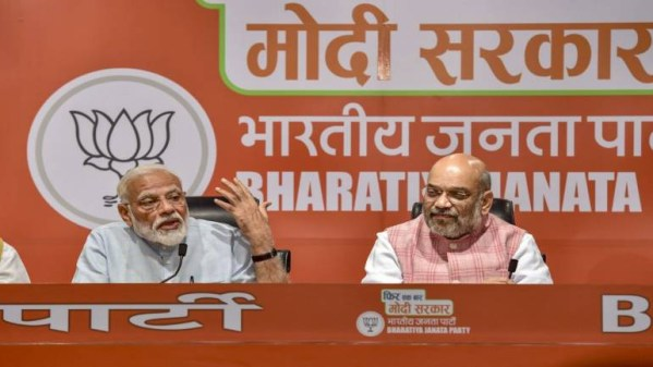 We will return with full majority, says PM Modi in his first press conference