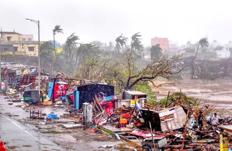 Cyclone 'Fani' bites Odisha, 8 dead