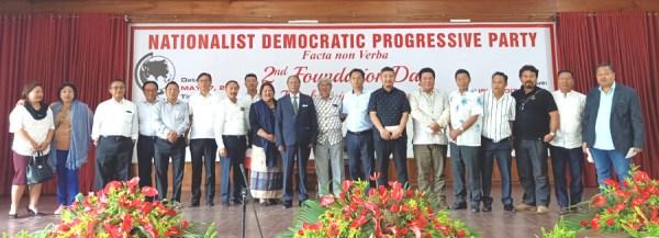NDPP observes 2nd Foundation Day
