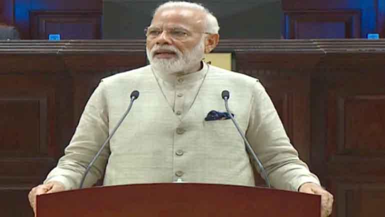 State sponsorship of terrorism  biggest threat: PM Modi