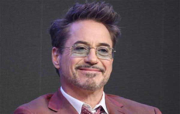 Robert Downey pledges to use advanced technologies for environment