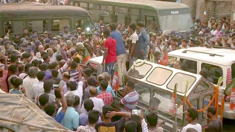 Continuing violence matter of 'deep  concern', Centre warns Bengal