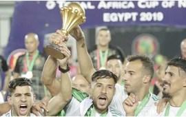 Algeria win African Cup title, beat  Sadio Mane's Senegal 1-0