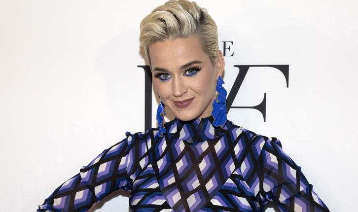 Katy Perry's 'Dark Horse' copied Christian rap song