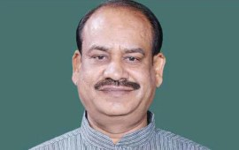 LS Speaker appeals to parties for  cooperation for a smooth winter session