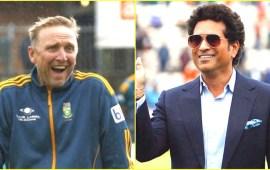 Sachin Tendulkar, Allan Donald inducted into ICC Hall of Fame
