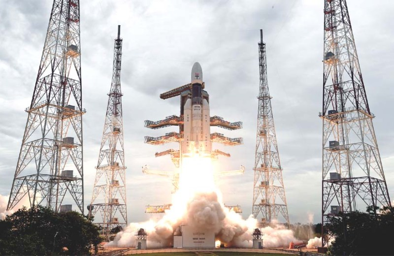 India's 2nd moon mission launched successfully;  ISRO takes control of spacecraft