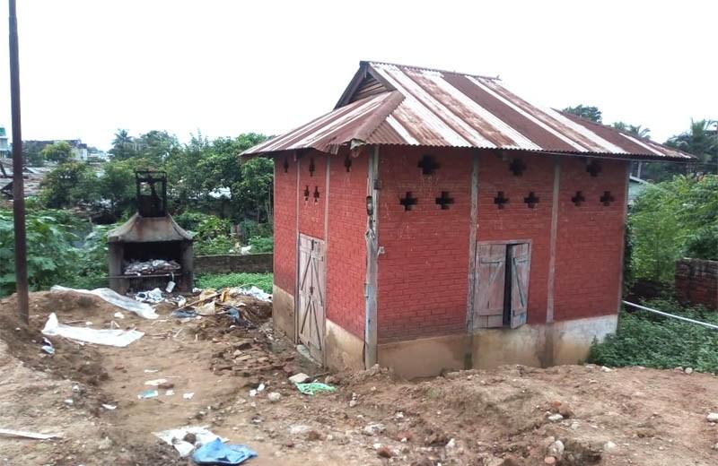 Dimapur Civil Hospital morgue in sorry state