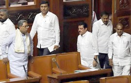 Karnataka political crisis: Preps for trust vote, parties pack off their MLAs to resorts