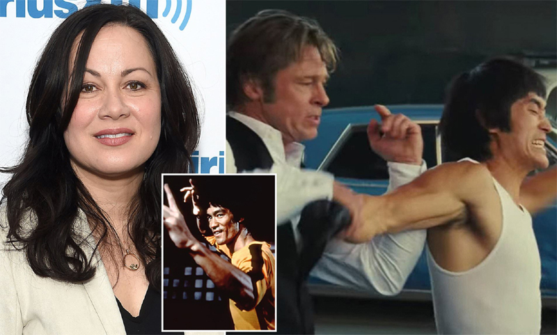 Bruce Lee's daughter blasts Quentin Tarantino's for father's portrayal in OUTH