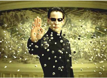 Neo returns! Keanu confirmed to star in The Matrix 4