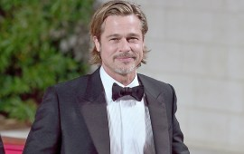 It's a mistake to define films by opening weekend, says Brad Pitt